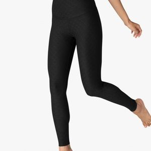 Can't Quilt You High Waisted Beyond Yoga Leggings